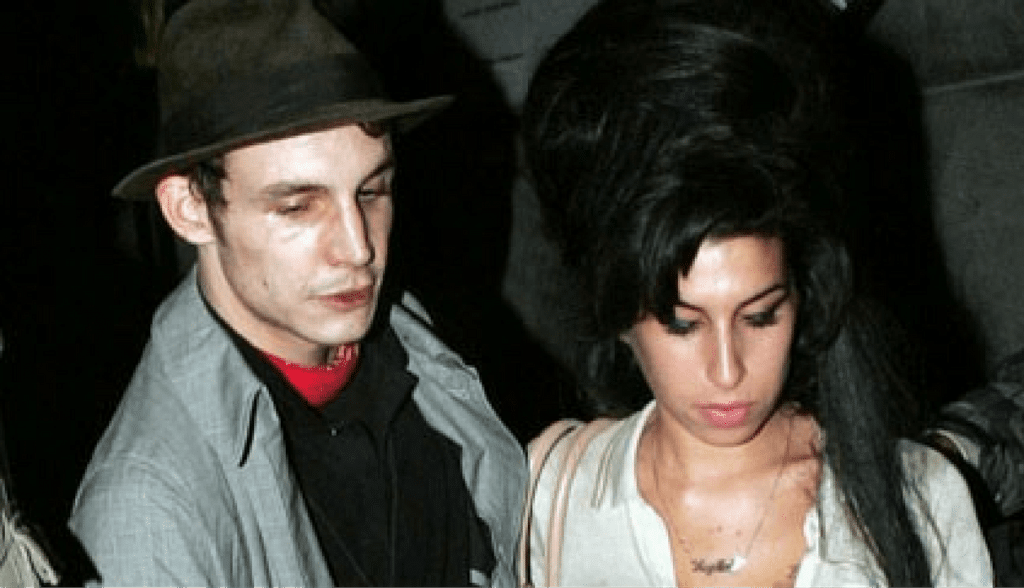 Blake Fielder Civil Biografia Hechos Vida Familiar Del Ex Marido De Amy Winehouse Logios
